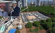 Yenişehir Belediyesi Gündüz Bakımevinin Temelini Attı