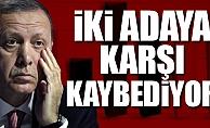 Ekim Ayı Anketi Cumhurbaşkanı Erdoğan'ı Üzecek