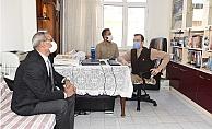 Başkan Bozdoğan, 24 Kasım'da Öğretmenleri Yalnız Bırakmadı