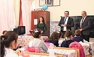 Başkan Yılmaz Öğretmenler Gününü Kutladı.