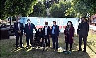 Başkan Bozdoğan, Dünya Engelliler Gününde Engellileri Yalnız Bırakmadı