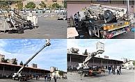 Yenişehir Belediyesi Atıl Durumdaki Araçları Hizmete Kazandırıyor