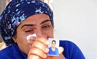 Kayıp Kızı İçin Gözyaşlarına Boğuldu