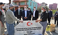 Akdeniz Belediyesi Şehidin Adını Taşıyan Kaide'yi Yeniledi.