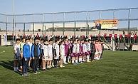 Atatürk'ün Mersin'e Gelişine Özel Futbol Turnuvası