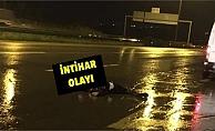 Mersin'de Sabah 05:45'te Gözne Ootoban Köprüsünden Atlayarak Ölüme Gitti.