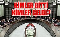 Erdoğan'dan Gece Yarısı Kararı İle Kabinede Revizyona Gitti.
