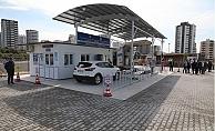 Mezitlide Araç Muayene İstasyonu Hizmete Girdi