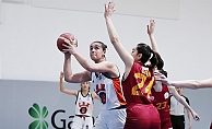 Yenişehir Basketbol, Galatasaray'a 61-65 Kaybetti.