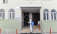 Yenişehir Belediyesi İlçe Genelinde Virüsle Mücadeleye Devam Ediyor