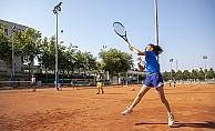 Büyükşehir, Tenis Branşında da Söz Sahibi Olacak