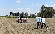 Tarsus Belediyesi Yerli Tohum Atağına Soya Fasulyesi İle Devam Ediyor