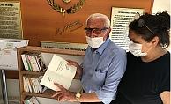 """Tarsus Gençlik Derneği'nden """"20 Gezici Kütüphane Projesi"""""""