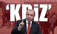 Erdoğan#039;a Çok Sert #039;Suriyeliler#039; Tepkisi