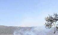 Manavgat'tan Sonra Mersin'de Orman Yangını