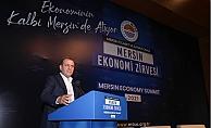 Başkan Seçer, Mersin Ekonomi Zirvesini Katıldı.