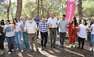 Başkan Tarhan, Çalışanlarla Piknikte Buluştu