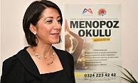 """""""Menopoz Bir Hastalık Değil. Normal Bir Süreç"""""""