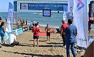 """Mersin Soli Pompeiopolis Yüzme Maratonu"""
