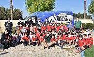 Tarsus Belediyesi Öğrencilere Hayvan Sevgisi Aşılayacak