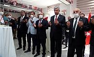 Yenilenen TEMAD İl Başkanlığının Binası Hizmete Girdi.