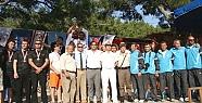24 Su Altı Takımı Büyükeceli'de Yarıştı