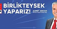 Ahmet Arıcan Yenişehir İlçe Başkanlığına Adaylığını Açıkladı.