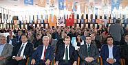AK Parti Genel Başkan Yardımcısı Mehmet Muş Silifke'de