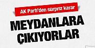 AK Parti'den Sürpriz Karar