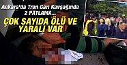 Ankara'da Patlama: Çok Sayıda ÖLÜ...