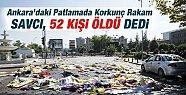 Ankara'daki Patlamada Korkunç Rakam: Savcı,