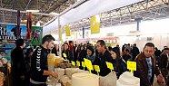 Antalya'da Yöresel Ürünler Pazarı'na Yoğun İlgi