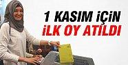 Atatürk Havalimanı'nda 1 Kasım İçin