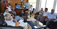 Aydıncık Belediye Meclisi Toplandı