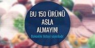 Bakanlık Taklit Olan 150 Ürünü Bir Bir Açıkladı! Sakın Almayın