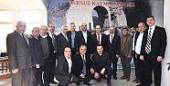 Başkan Dinçer'den Tarsus Kaymakamı Yüksel Ünal'a Ziyaret