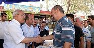 Başkan Kocamaz Tırmıl Sanayi Sitesi Esnafıyla...
