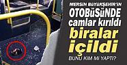 Beşiktaş Maçı Sonrası Taraftar Otobüslere...