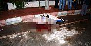 Boşandığı Karısını Yol Ortasında Tüfekle Vurarak Öldürdü