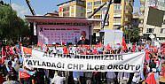 CHP Genel Başkanı Kılıçdaroğlu Hatay'da