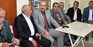CHP Tarsus İlçe Örgütünden Muharip Gaziler Derneğine Ziyaret