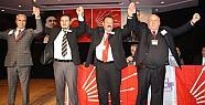 CHP Yenişehir İlçe Başkanlığını Hüseyin Özveren Kazandı.