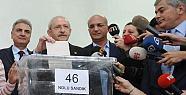 CHP'de Ön Seçim Sonuçları Gelmeye Başladı