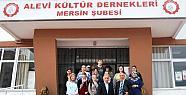 Danimarkalı Öğretim Görevlileri Cemevinde