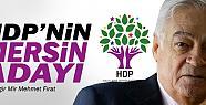 Dengir Mir Mehmet Fırat HDP Mersin'den