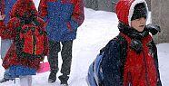 Eğitime Bir Kez Daha Kar Engeli