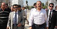 Ekonomi Bakanı Çağlayan Mersin'de