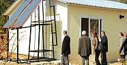Elektriğini Kendi Üreten Ev