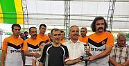 Erdemli Belediyesi Futbol Turnuvası Sona...