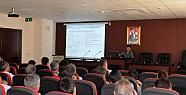 Erdemli'de Belediye Çalışanlarına Eğitimler...